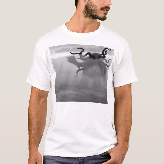 Fog Cthulhu T-Shirt