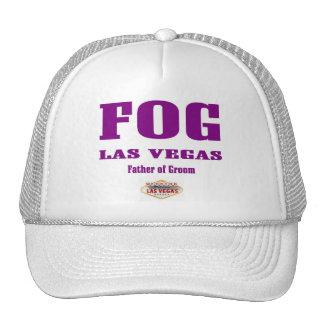 "FOG ""Father of Groom"" Las Vegas Cap"