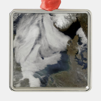 Fog in the North Sea 2 Christmas Ornament
