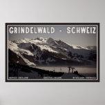 Fog over Grindelwald Poster