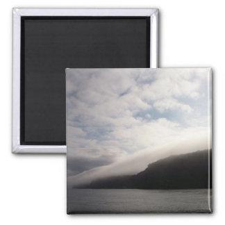 Fog Rolls In 1 Magnet