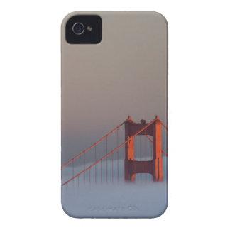 Fog rolls through the San Francisco bay covering Blackberry Bold Cases