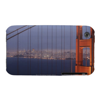 Fog shrouds the City iPhone 3 Case-Mate Case