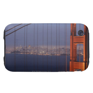 Fog shrouds the City iPhone 3 Tough Covers