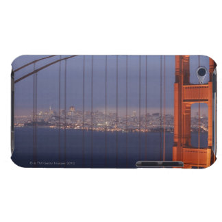 Fog shrouds the City iPod Case-Mate Case