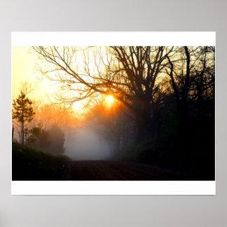 Fog Valley Poster