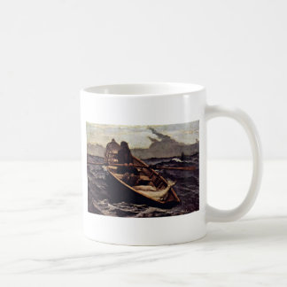 Fog Warning (The Fog Warning) By Homer Winslow Coffee Mug