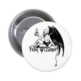 Fog Wizard devil pin