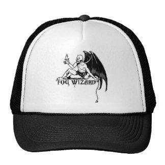 Fog Wizard Devil Trucker hat