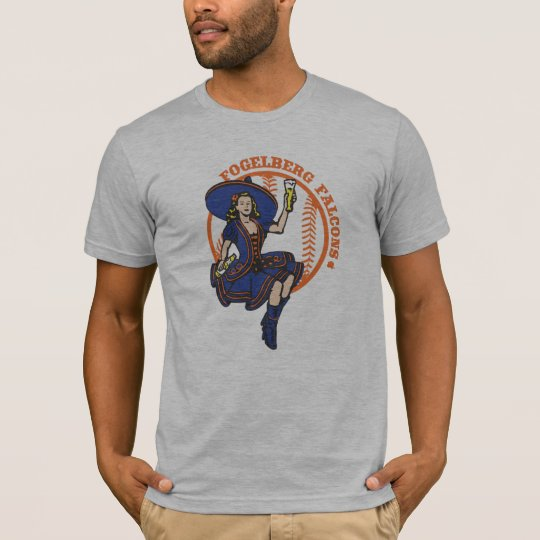 Fogelberg Falcons T-Shirt