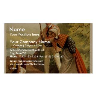 Fogg's Ferry Business Card Templates
