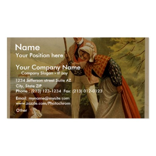 Fogg's Ferry Business Card Templates