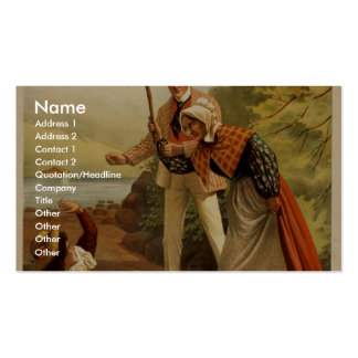 Fogg's Ferry Pack Of Standard Business Cards