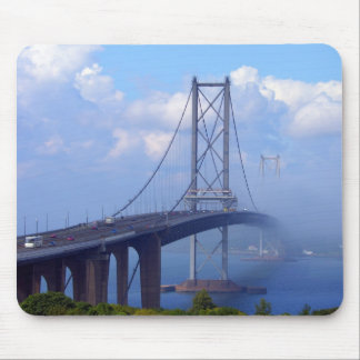 Foggy Bridge Mouse Mat