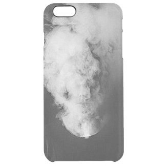 Foggy Clear iPhone 6 Plus Case
