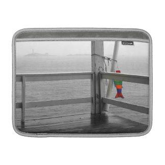 Foggy Oceanic View MacBook Air Sleeve