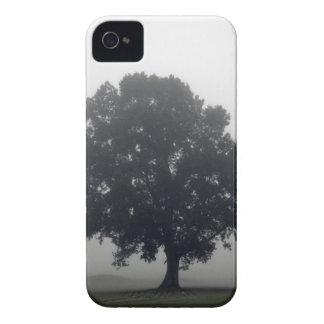 Foggy Tree iPhone 4 Case-Mate Case