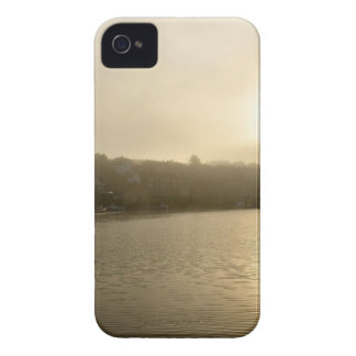 Foggy Whitby morning Case-Mate iPhone 4 Case