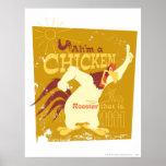 Foghorn Ah'm a chicken Posters
