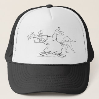 Foghorn Leghorn Happy Trucker Hat