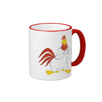 Foghorn Leghorn | Mischievous Stare Ringer Mug