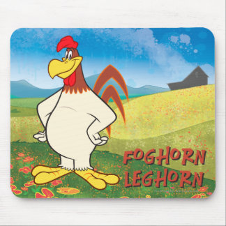 Foghorn Standing Mouse Pad