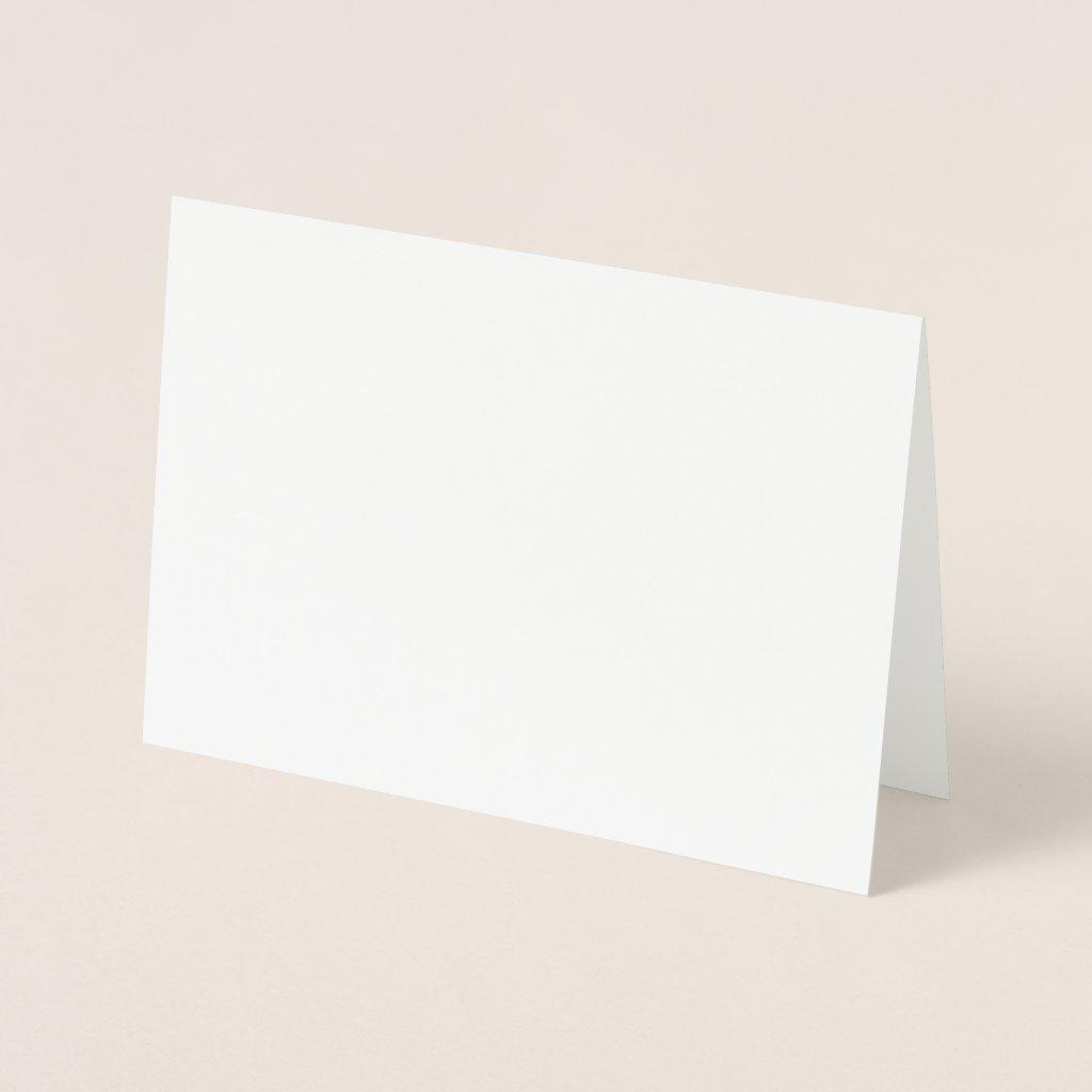 Foil Card