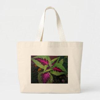 Foilage Plant#2 Canvas Bags