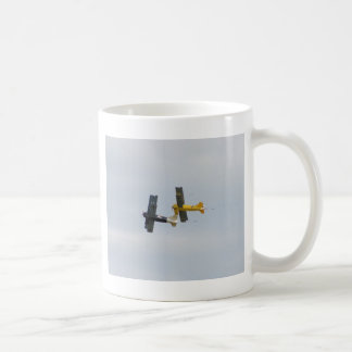 Fokker D.VII Models In Flight Coffee Mug