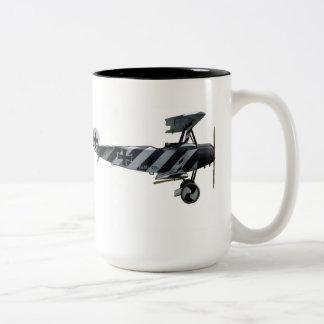 Fokker DR1 239/17 Mug!