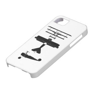 Fokker Fighter plane ww1 iPhone 5 Case