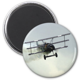 Fokker triplane magnet