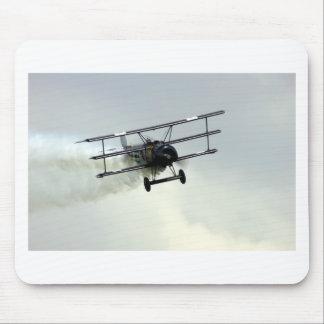Fokker triplane mousemats