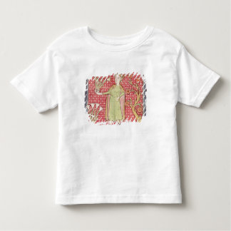 Fol.58v April: Picking Flowers Toddler T-Shirt