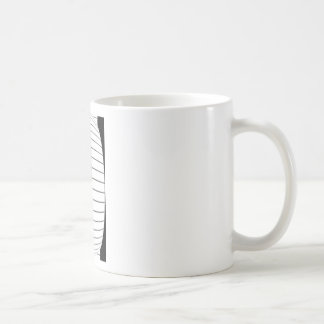 Fold Piano Basic White Mug