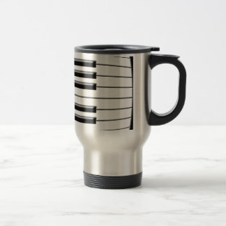 Fold Piano Stainless Steel Travel Mug