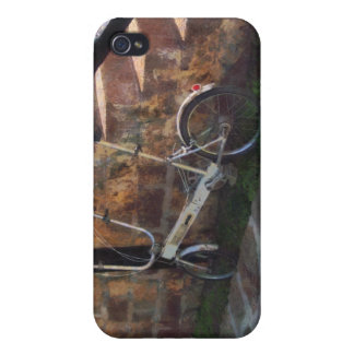 Folding Bicycle Antigua iPhone 4 Cover
