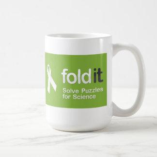 Foldit Mug