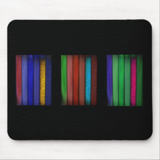 Folds of Color Three Square Mousepads
