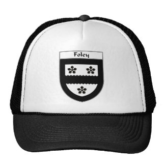 Foley Coat of Arms Family Crest Trucker Hat