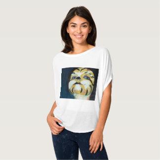 Foley wide shirt 'tiger'