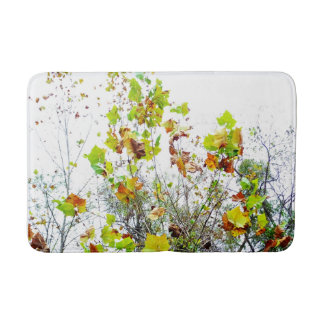 Foliage Bath Mat