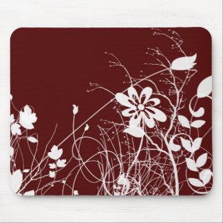 Foliage Brown Mousepads