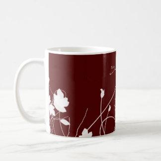 Foliage Brown Mug