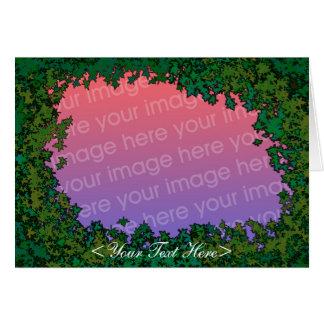 Foliage Card