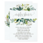 Foliage Couples Shower Card
