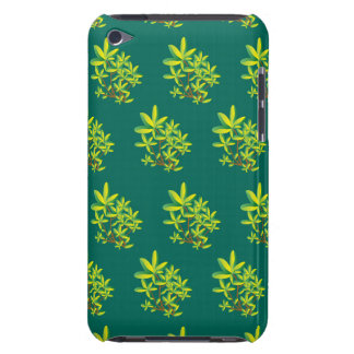 foliage green Case-Mate iPod touch case