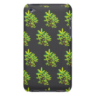 foliage grey Case-Mate iPod touch case