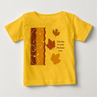 Foliage Leaf Decoration Ornamental Art Shirts