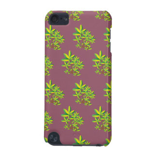 foliage lilac iPod touch 5G cases